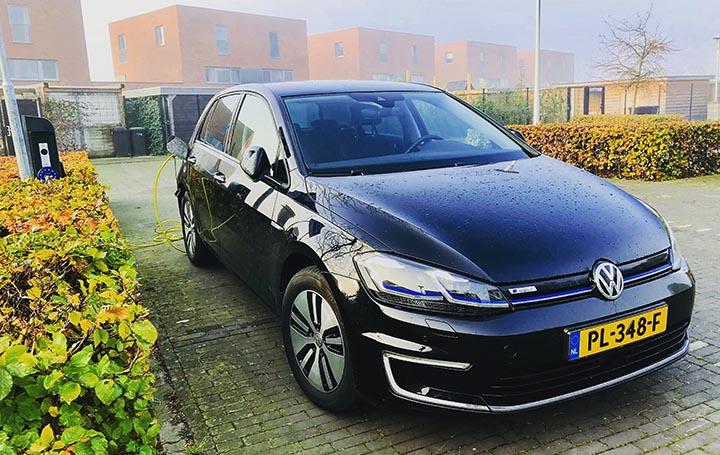 Volkswagen e-Golf review