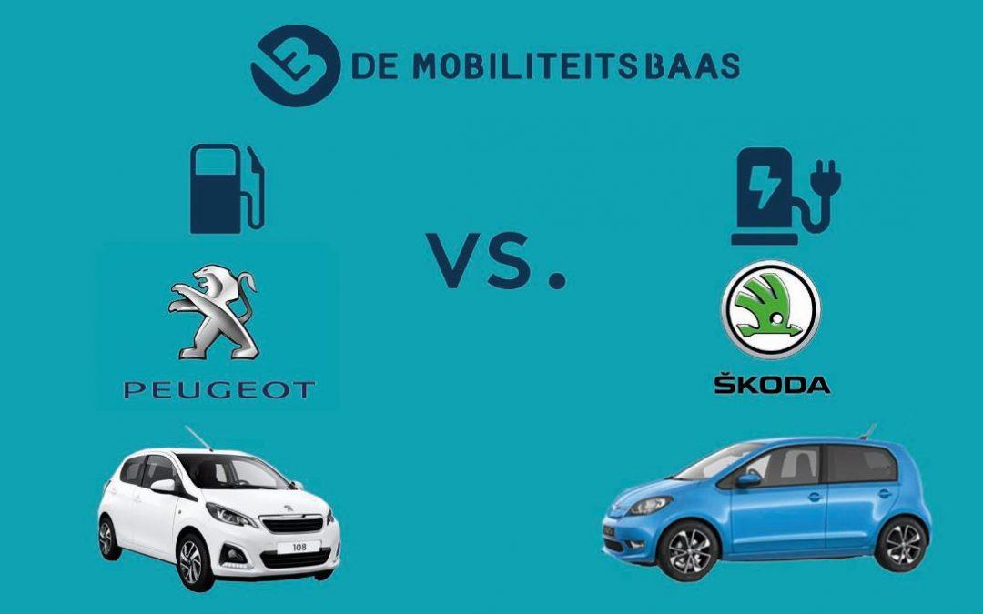 Poolauto's: elektrisch of benzine? Een TCO-berekening